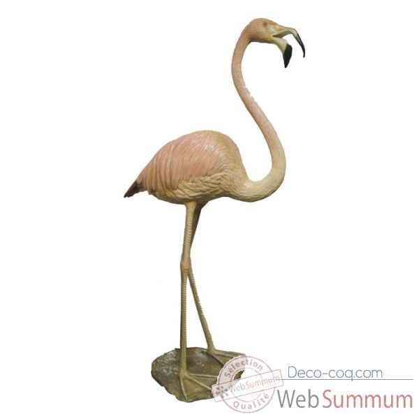 Fontaine flamant rose -BRZ1085C