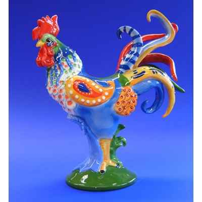Figurine Coq - Poultry in Motion - Cordon Bleu - PM16207