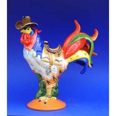 R/ésine D/écor /À La Maison Collection Figurines Animales D/écoratif Jardin Miniatures Sculptures et Statues Bibelot Queenbox Coq Figurine