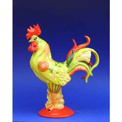 Figurine Coq - Poultry in Motion - Chicken Noodle Sopu - PM16220