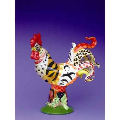 Figurine Coq - Poultry in Motion - Zanzibar - PM16240
