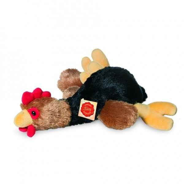 Poule allongee 30cm Hermann -94148 4