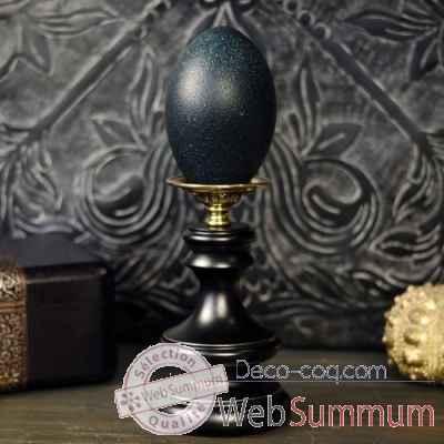 oeuf d 39 meu objet de curiosit an046 dans art sur deco coq. Black Bedroom Furniture Sets. Home Design Ideas