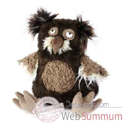 Peluche Chouette Dr. noboby Sigikid -38314